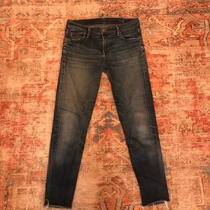 C of H dark wash skinny jeans